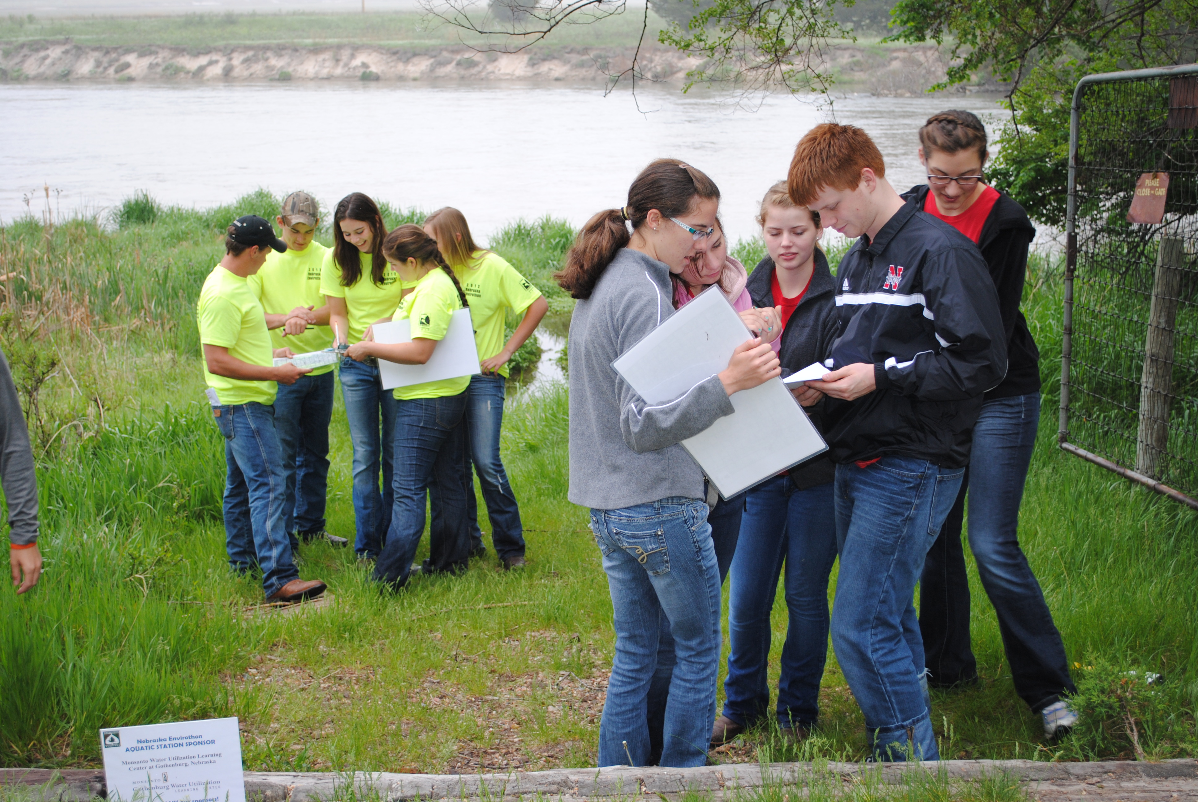 Photo of Envirothon